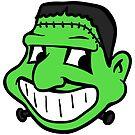 Cleveland Franky Monster by WeBleedOhio