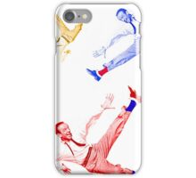 Jumping Fred Flash 1 iPhone Case/Skin