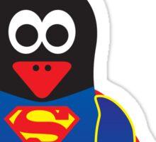 Hero/Icon Penguin - Superman Sticker