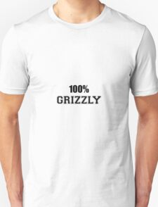 100 GRIZZLY T-Shirt