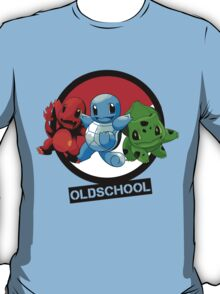 Pokemon done Oldschool T-Shirt