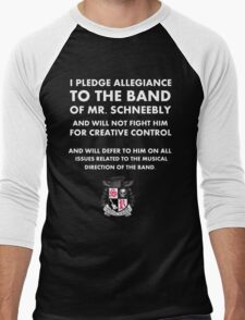 School of Rock Men's Baseball ¾ T-Shirt