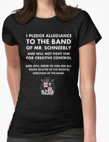 School of Rock Womens Fitted T-Shirt