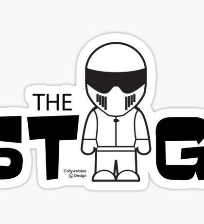 The Stig Sticker