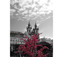 Fairytale in Prague Photographic Print