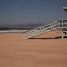 The lifeguard tower by MrPeterRossiter