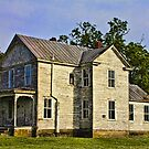 Abandoned Farmhouse - Smithfield by Lightengr