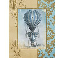 Hot Air Balloon 1 Photographic Print