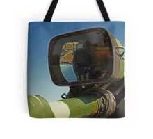 Barrel mounted M-60 Tank Light Tote Bag