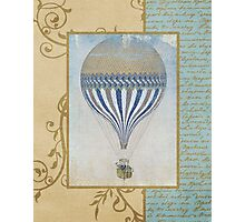 Hot Air Balloon 4 Photographic Print