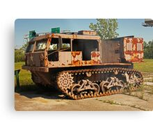 Armored Vehicle Image 7853 Metal Print