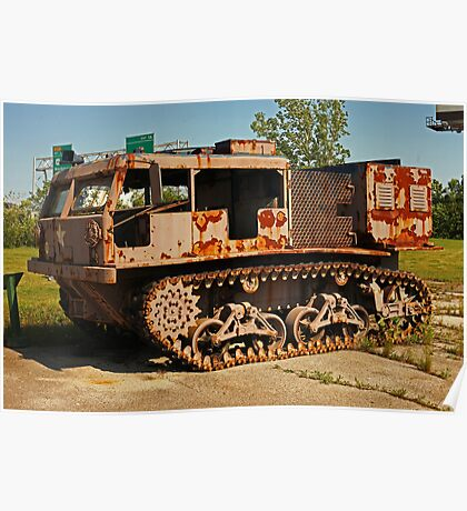 Armored Vehicle Image 7853 Poster