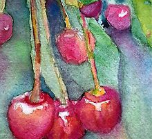 cherries by Miriam Borg