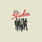 The Strokes by blocheadted