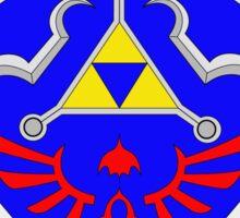 Zelda Hyrule Shield  Sticker