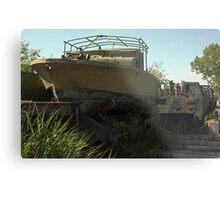 Military Boat 7870 Metal Print