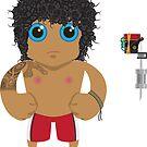 Jonah - Takalua Tattoo (Jonah From Tonga) by LilLilleys