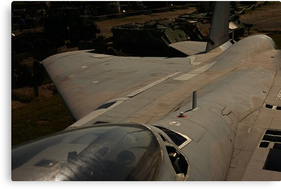 Jet Fighter Image 7897 by Thomas Murphy