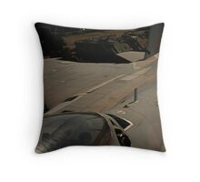 Jet Fighter Image 7897 Throw Pillow