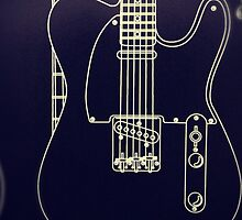 Fender Telecaster Guitar by blocheadted