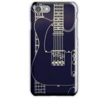 Fender Telecaster Guitar iPhone Case/Skin