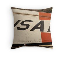 USAF Logo on Wing Throw Pillow