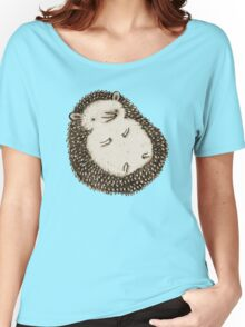 Plump Hedgehog Women's Relaxed Fit T-Shirt