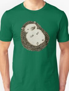 Plump Hedgehog Unisex T-Shirt