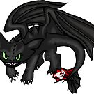 Toothless by Kai Shepard