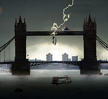 power bridge by NafetsNuarb