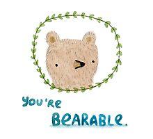 Bearable Bear by Sophie Corrigan