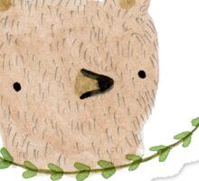 Bearable Bear Sticker