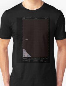 USGS Topo Map Washington State WA Dungeness OE E 20110419 TM Inverted T-Shirt