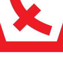 Hosaka Logo - Red Sticker