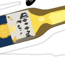 Drinking Beer's, Something Fierce Sticker
