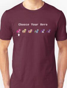 My Little Pony: Choose Your Hero! Unisex T-Shirt