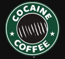 Cocaine Coffee by Robert Ward