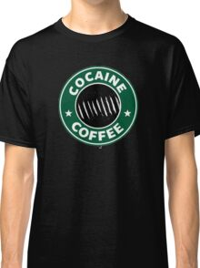 Cocaine Coffee Classic T-Shirt