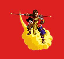 Wukong Takes Gohan on a Ride T-Shirt