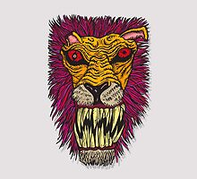 Monster Mondays #2 - Lionel Lion - Anger Monster! by monstermondays