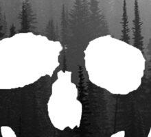 Head in the Trees Sticker