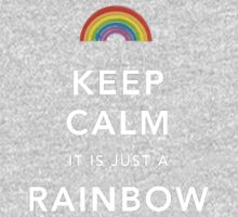 Keep Calm Is Just a Rainbow One Piece - Long Sleeve