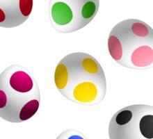 YOSHI EGGS Sticker