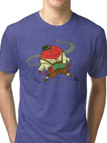 The Polka Dot Tri-blend T-Shirt