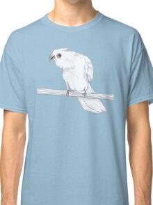 Bald-Eyed Cockatoo Classic T-Shirt