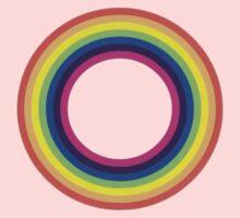 Circle Rainbow Kids Clothes