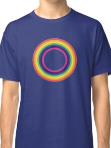 Circle Rainbow Classic T-Shirt