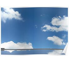 cloud mirror Poster
