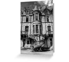 Belfast Castle - Cave Hill Greeting Card