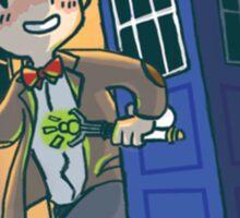Doctor Who - sticker Sticker